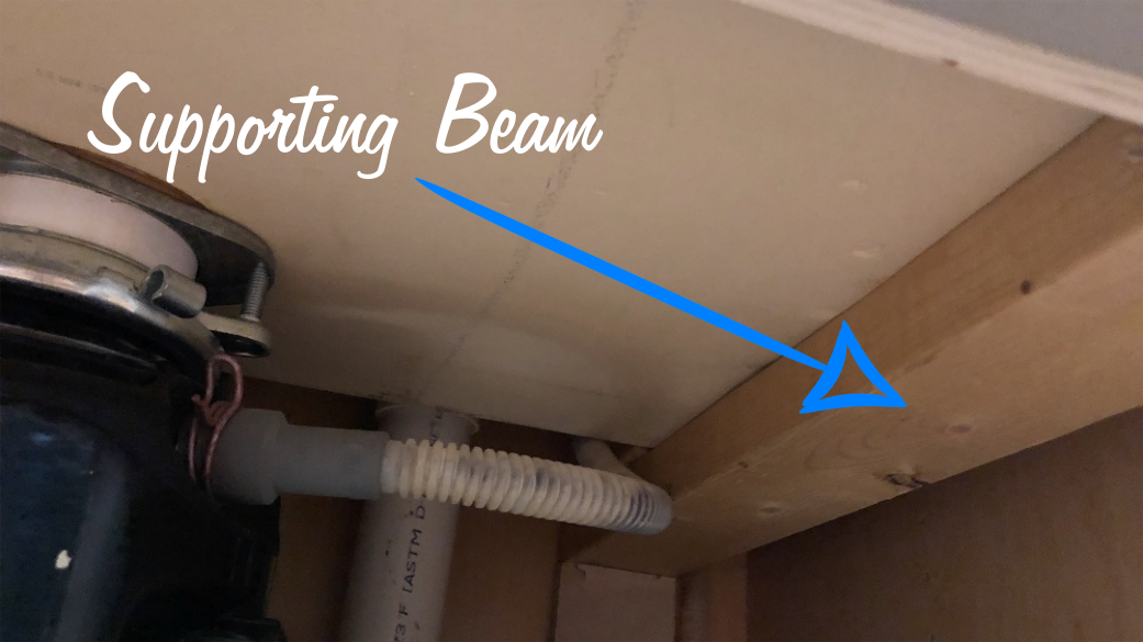 Right Supporting Beam