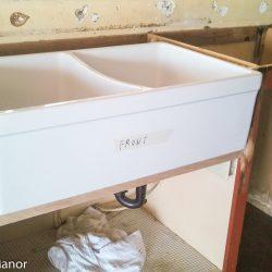 Farmhouse Sink Installation (undermount)