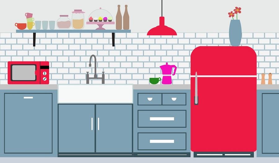 Kitchen Sink Graphic