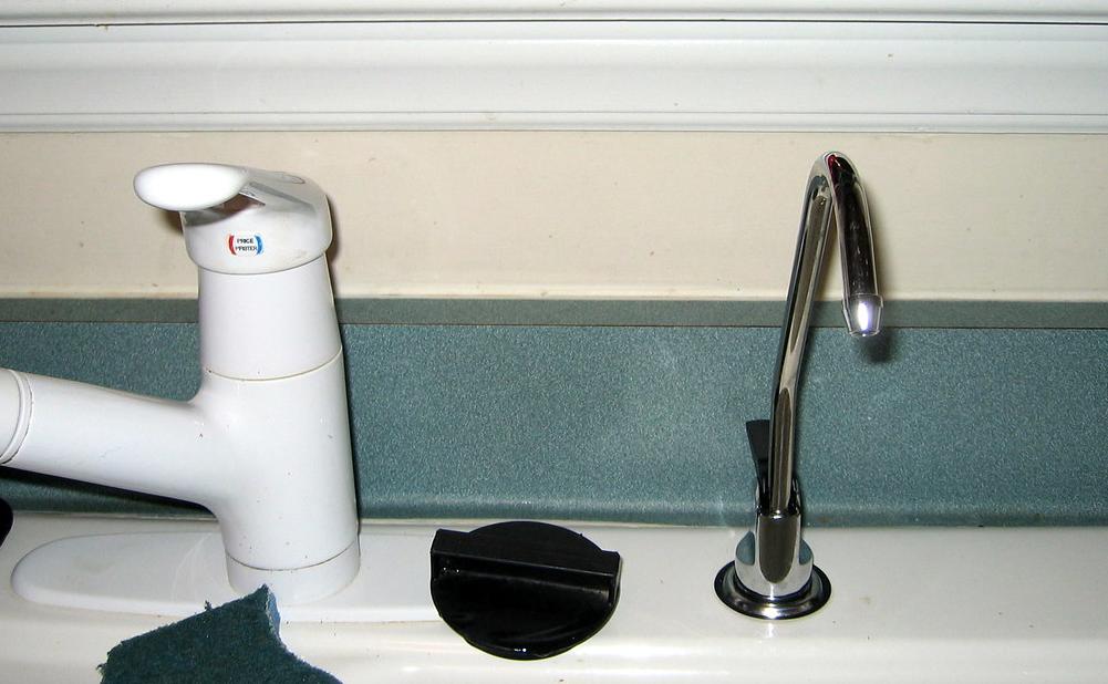 Reverse Osmosis Water Filter Faucet Image