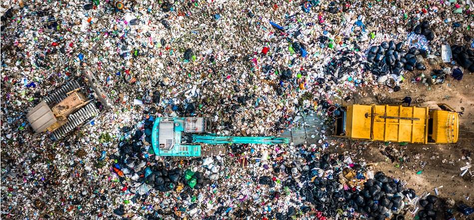 Landfill Graphic