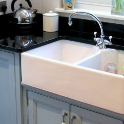 Cost of a Farmhouse Sink Install Banner Photo
