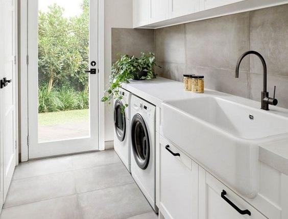 4 Best Farmhouse Sinks For A Laundry Room Steel Fireclay Dispozal