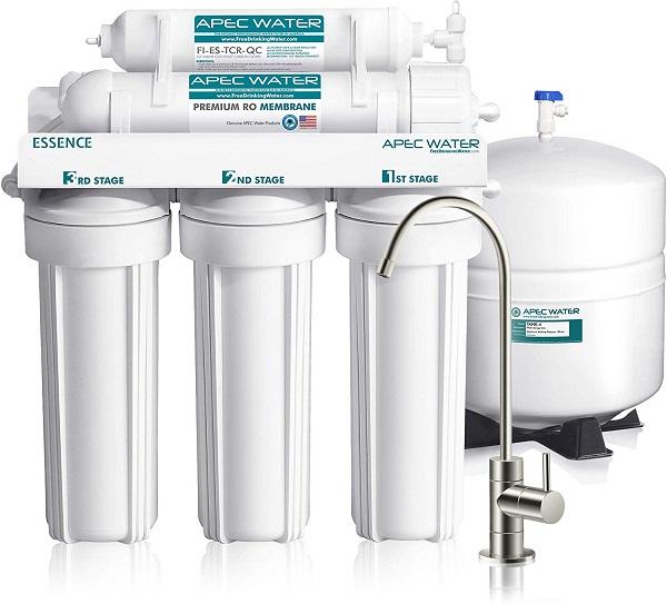 APEC 5-Tier Water Purifier System