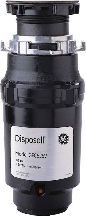 GE GFC525V Garbage Disposal Under $150