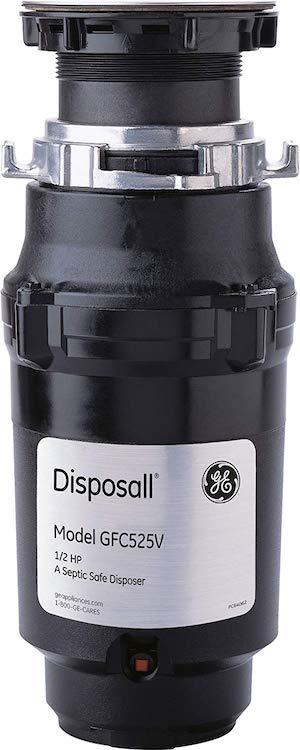 GE GFC525V Garbage Disposal Under $150