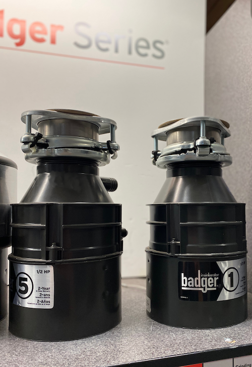 Badger Series - Some of the Best Garbage Disposals under 150