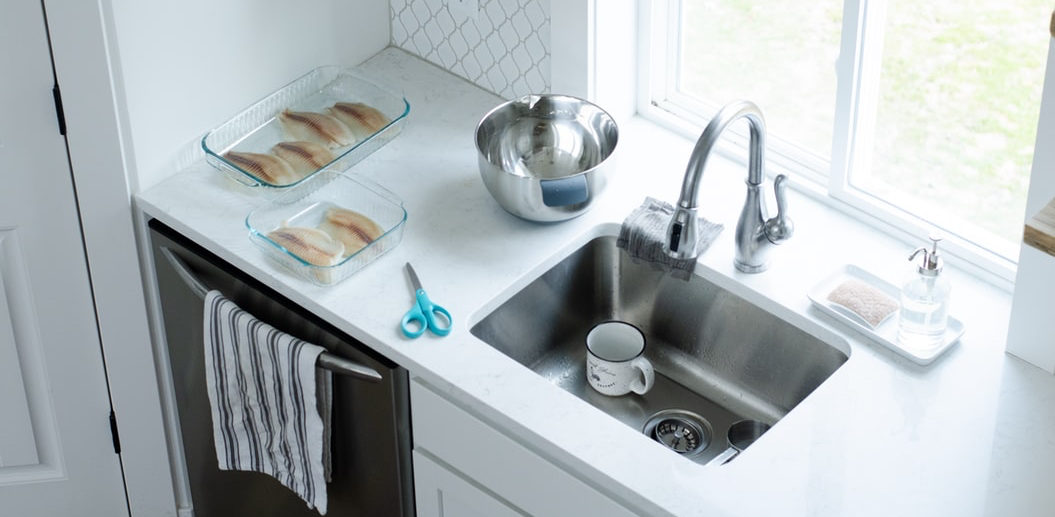 Kitchen Sink for a Rental Property