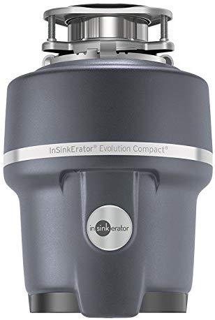 InSinkErator Evolution Compact 3-4 HP Garbage Disposal