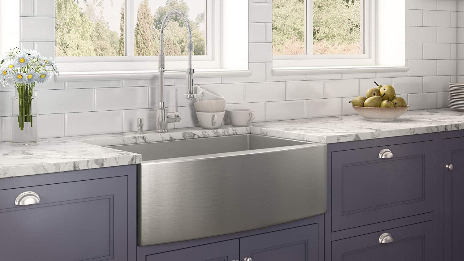 Ruvati Farmhouse Sink