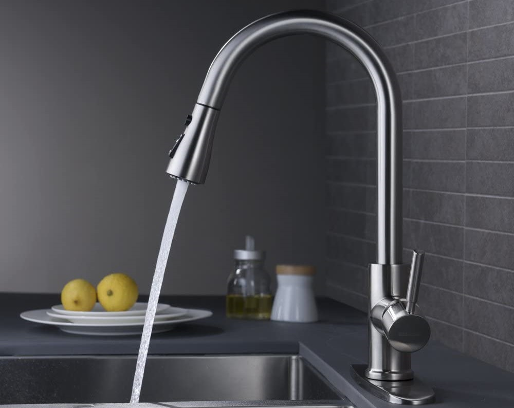 Best Kitchen Sink Faucets For Under 200 Dispozal
