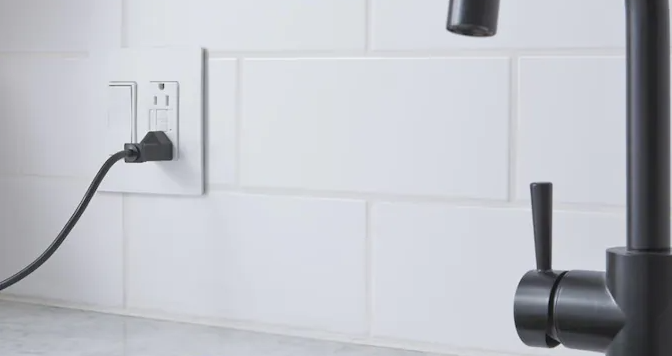 GFCI Outlets in Kitchen