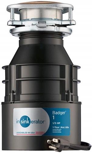 InSinkErator Badger 1